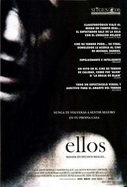 Peliculas de terror Ils - Ellos 2006