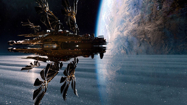 Jupiter Ascending - Pelicula 2015