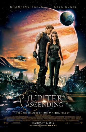 Pelicula Jupiter Ascending 2015
