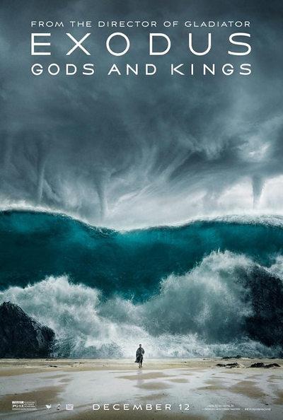 Exodus: Gods and Kings (2014)