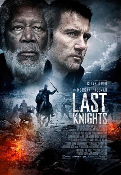 Pelicula 2015 Last Knights