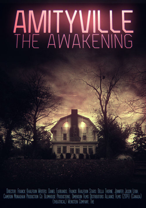Amityville: The Awakening (2015) – Adelanto