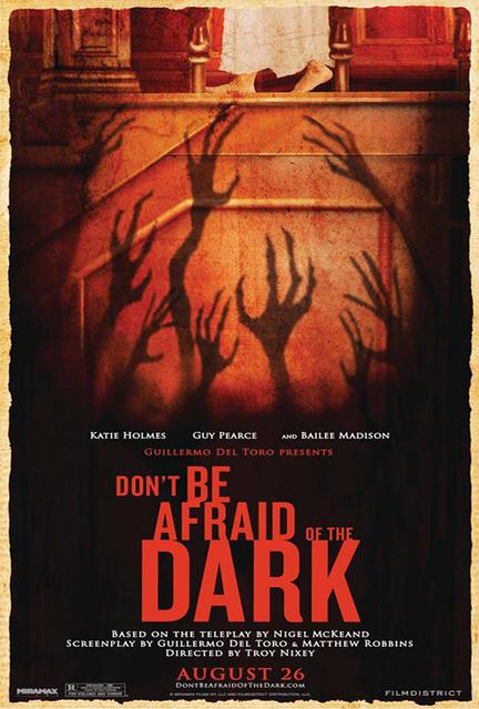 No Temas a la Oscuridad – Remake (2011)