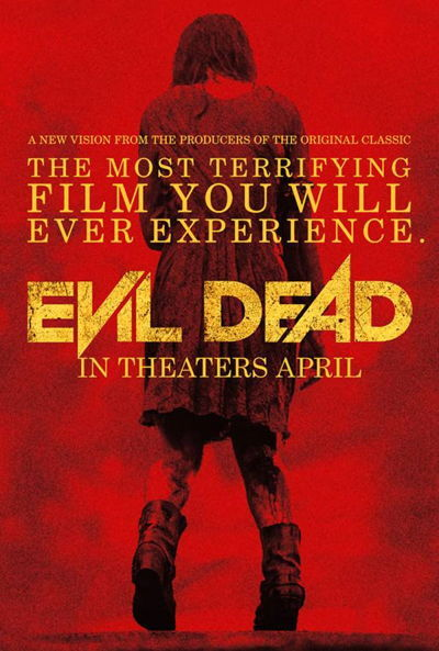 Evil Dead – Remake (2013)