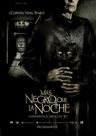 Mas Negro que la Noche - Remake (2014)
