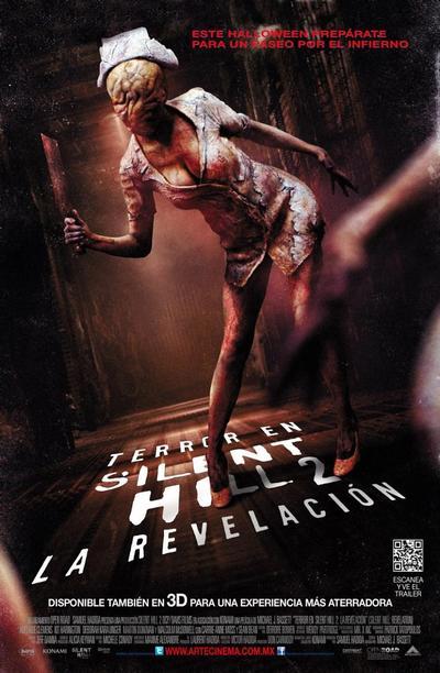 Silent Hill: Revelations 3D (2012)