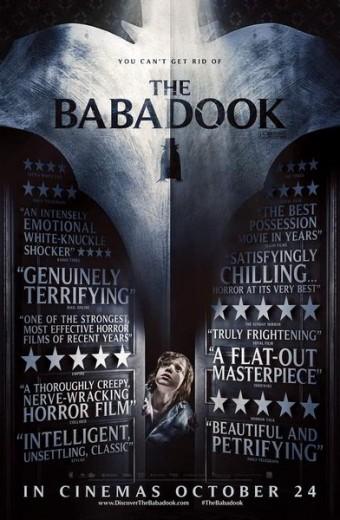 The Babadook pelicula de terror 2014