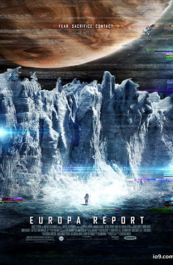 europa report poster 2012