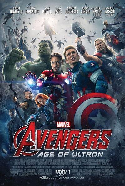 Pelicula Avengers 2
