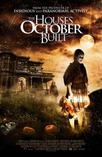 The Houses October Built pelicula de terror 2014