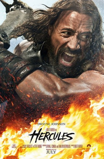Hercules pelicula de 2014