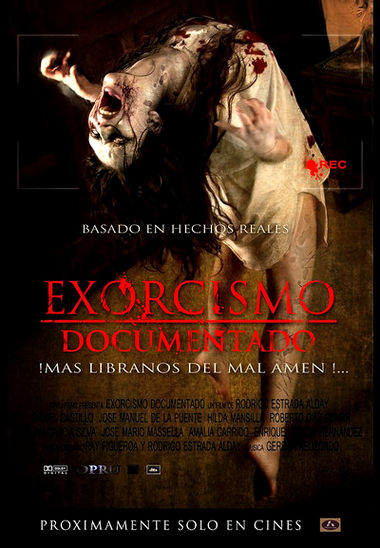 Exorcismo Documentado (2014)