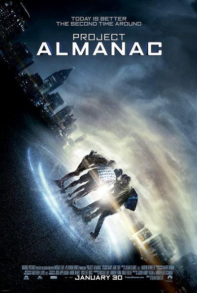 Pelicula Project Almanac