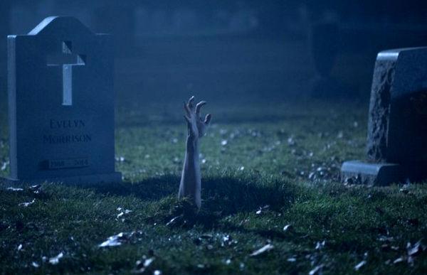 Burying the ex 2015