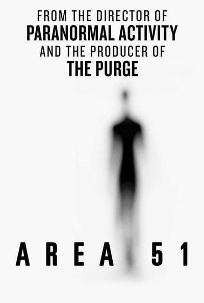 Pelicula Area 51