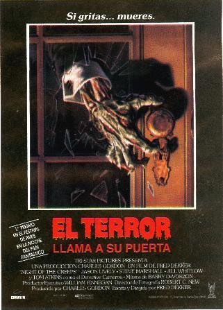 Night Of the Creeps - El Terror Llama a su Puerta (1986)