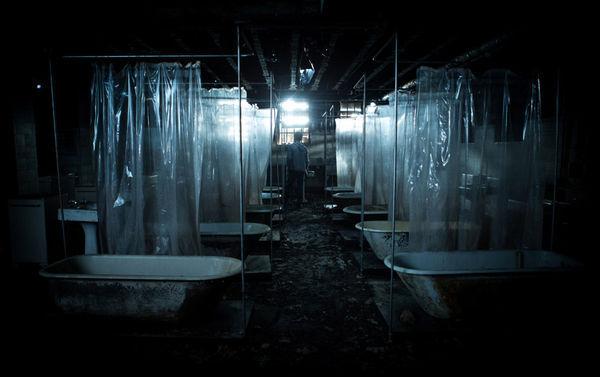 Exeter - the asylum 2015