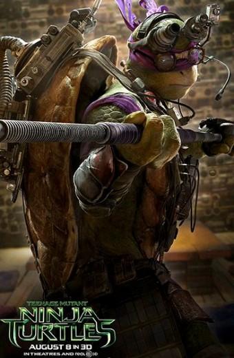 Las Tortujas Ninja pelicula de 2014