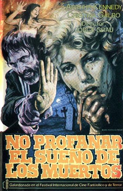No Profanar el Sueño de los Muertos (1974)