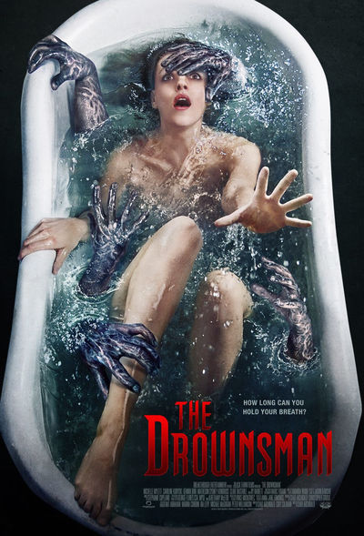 Pelicula de terror The Drownsman