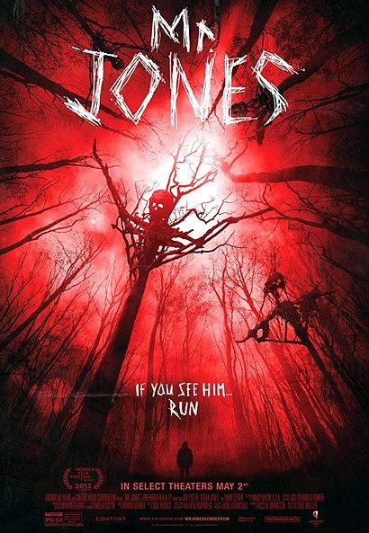 Mr Jones (2014)