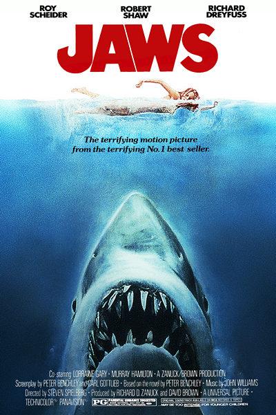 Jaws - Tiburon (1975)