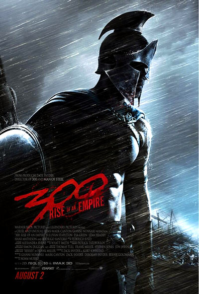 300 Rise of Empire (2014)