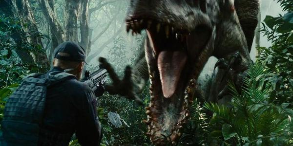 Pelicula Jurassic World 2015
