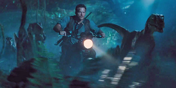 Jurassic World pelicula