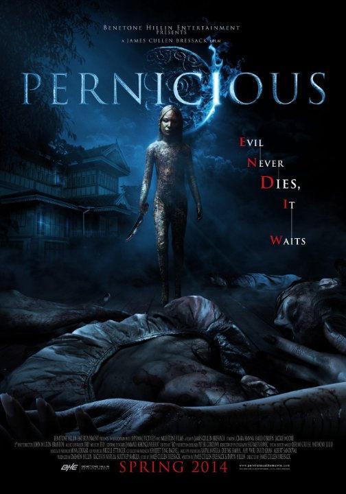 Pernicious 2015 pelicula de terror