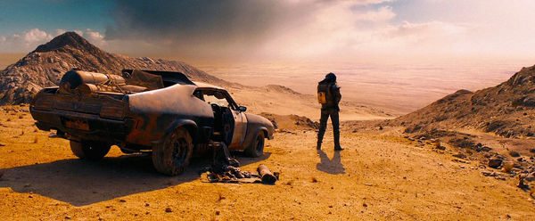 Mad Max Fury Road pelicula