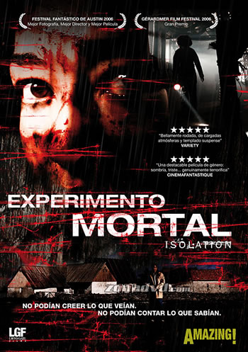 Isolation – Experimento Mortal (2005)