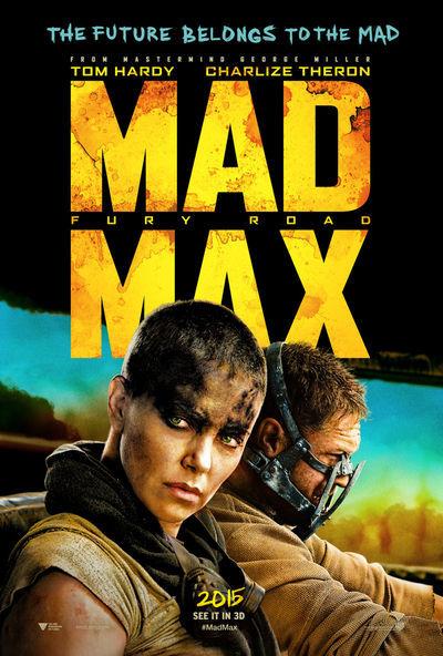 Mad Max Furia en la carretera 2015