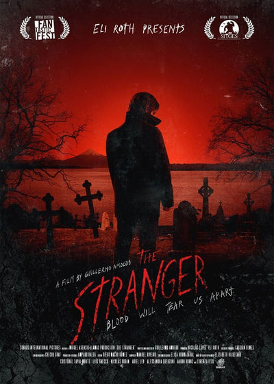 The Stranger 2015 terror