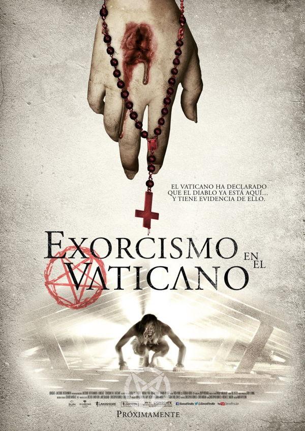 Sorteo: Entradas Gratis para Estreno de Exorcismo en el Vaticano en Mexico