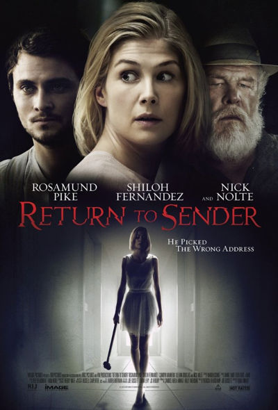 Return to Sender pelicula rosamnund pike