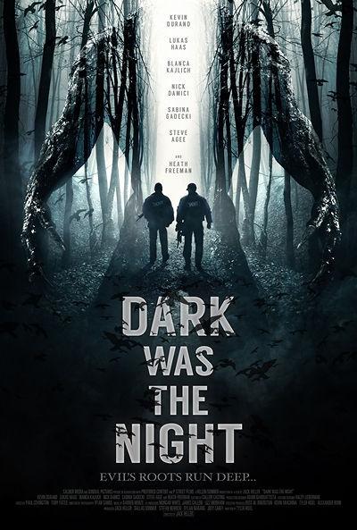 Dark Was the Night pelicula de terror