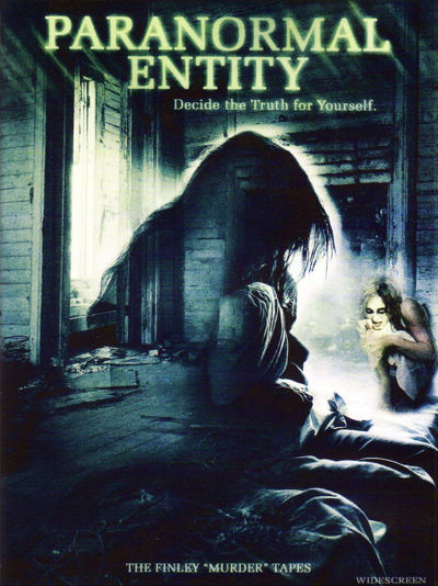 Paranormal Entity (2010)