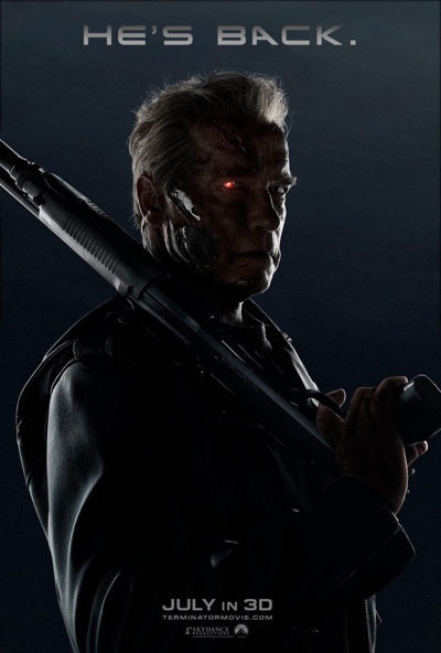 Terminator Genesis (2015)