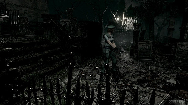 juegos de terror - resident evil