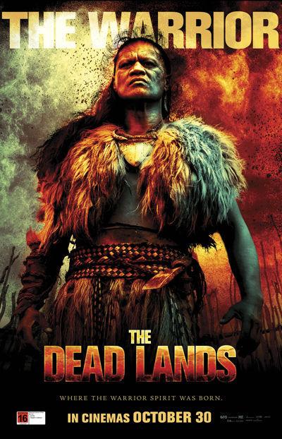 Pelicula The Dead Lands