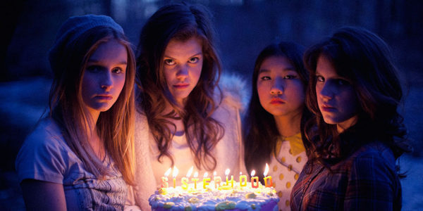 The Sisterhood of Night 2015 pelicula