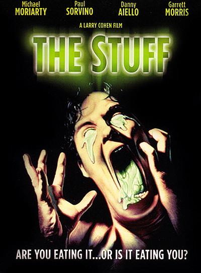 prliculas de terror The Stuff 1985