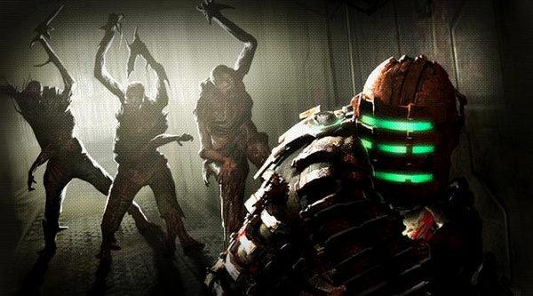 juegos de terror - dead space