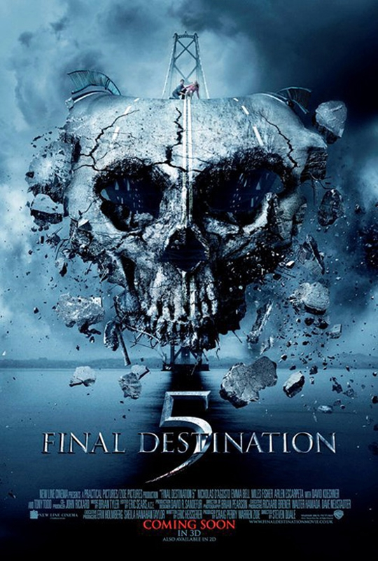 Final destination 5 – Destino Final 5 (2011)