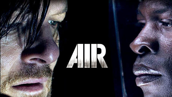 Air pelicula norman reedus