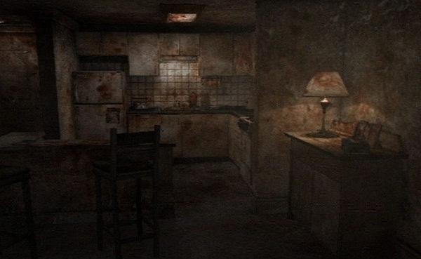 juegos de terror - silent hill the room