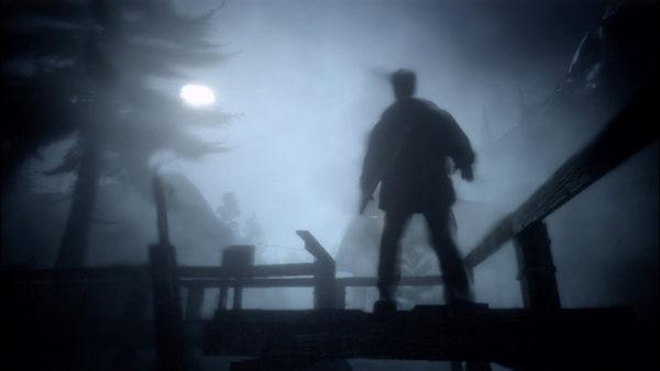 juegos de terror - alan wake