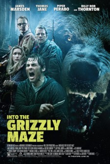 Into the Grizzly Maze (2015)