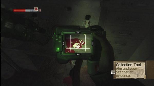 juegos de terror - condemned criminal origins